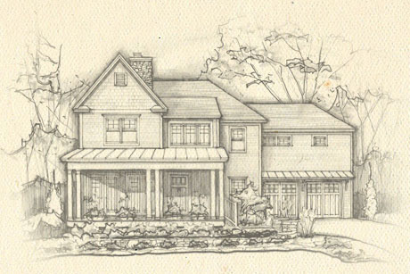 New Construction and Renovation of Residential Architeture