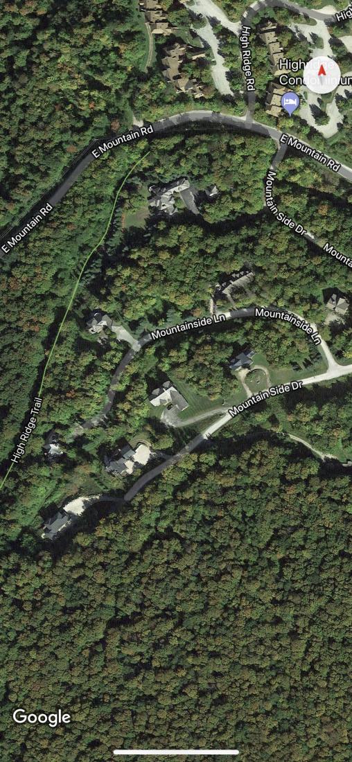 Killington Lot Site Plan